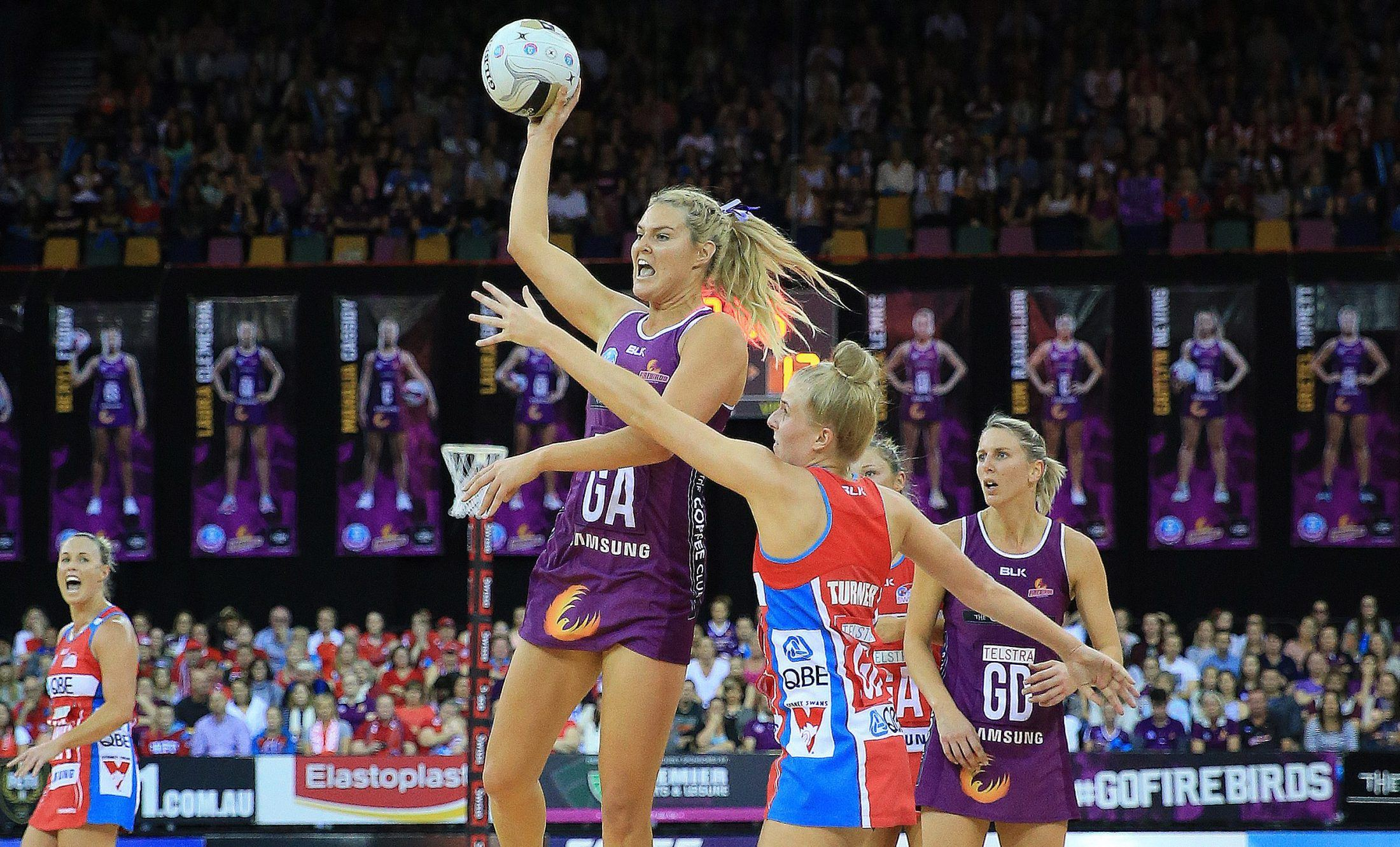QLD FIREBIRDS PARTNERSHIP